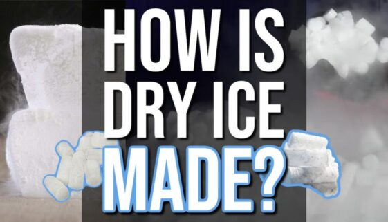 How Is Dry Ice Made