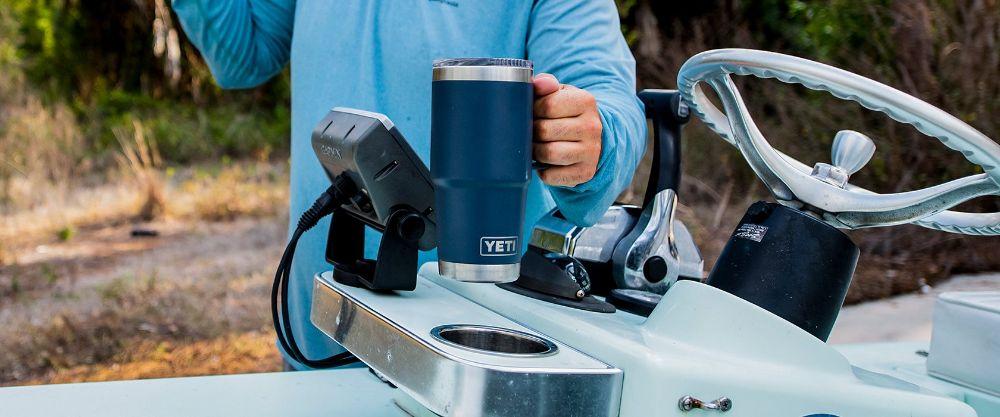 Yeti Rambler Travel Mug Review – Cupholder Friendly